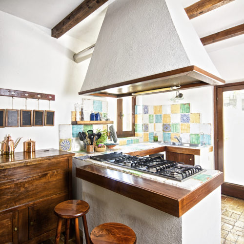 Architectural Photography in Interior. Kitchen